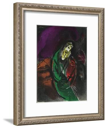 Bible: Jeremie-Marc Chagall-Framed Premium Edition