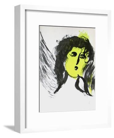 Bible: Lange-Marc Chagall-Framed Premium Edition