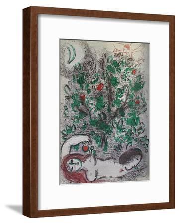 Bible: Paradis I-Marc Chagall-Framed Premium Edition