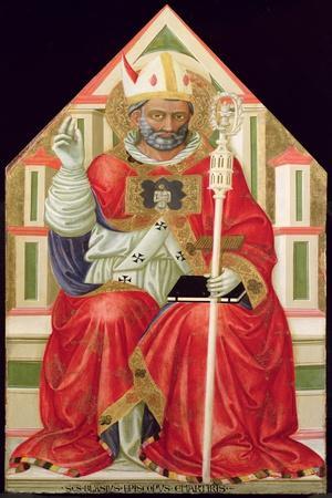 St Blaise (D.316) C.1445