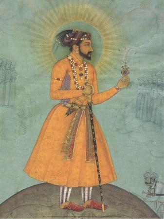 Jujhar Singh Bundela Kneels in Submission to Shah Jahan', 1630