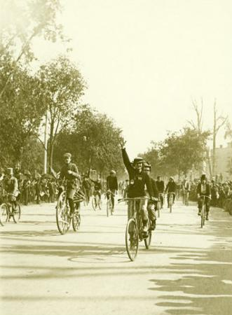 Bicycle Race Parade