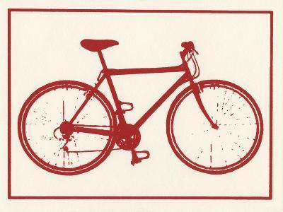 Bicycle-Crockett Collection-Giclee Print