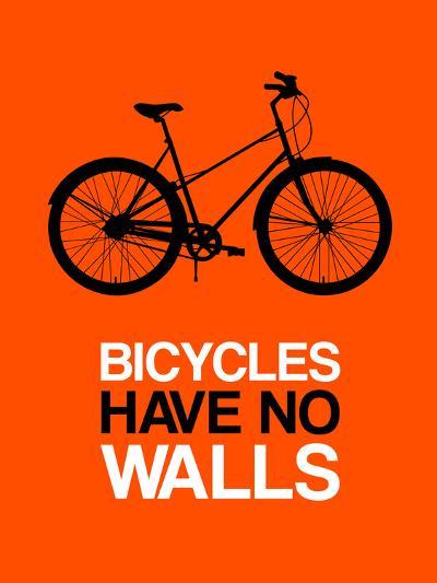 Bicycles Have No Walls 1-NaxArt-Art Print