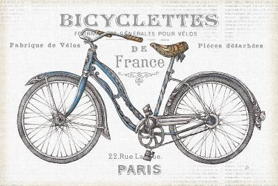 Bicycles II-Daphne Brissonnet-Art Print