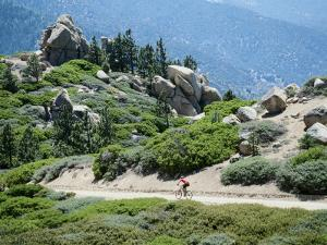 Bicycling in a Fabulous Landscape