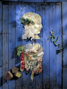 Organic Food, Conceptual Image by Biddle Biddle