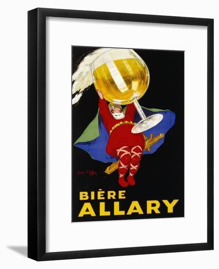 Biere Allary, 1928-Jean D' Ylen-Framed Art Print