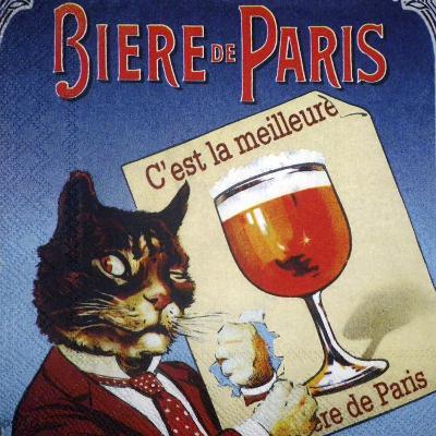 Biere de Paris--Giclee Print