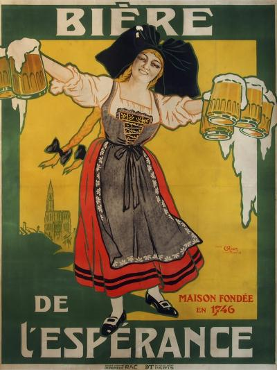 Biere Esperance--Giclee Print
