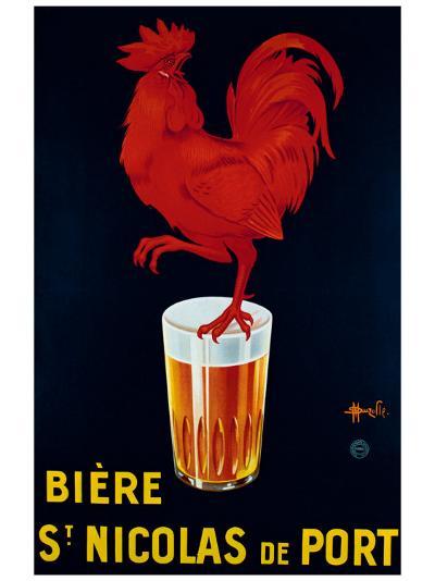 Biere St. Nicolas de Port-Marcellin Auzolle-Giclee Print