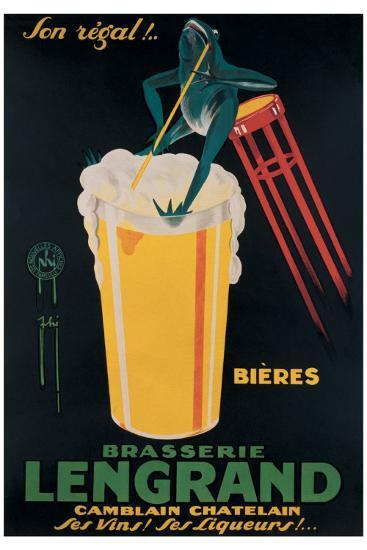 Bierre Lengrand--Giclee Print