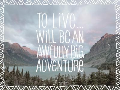 Big Adventure-Chuck Haney-Art Print