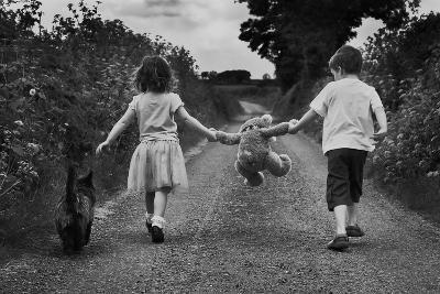 Big Adventure-Paul Gibney-Photographic Print