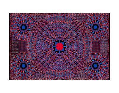 Big Bang-Lawrence Chvotzkin-Art Print