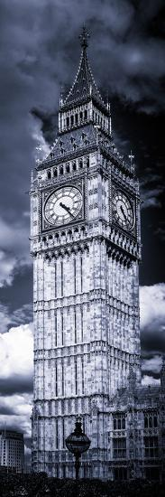 Big Ben - City of London - UK - England - United Kingdom - Europe - Photography Door Poster-Philippe Hugonnard-Photographic Print