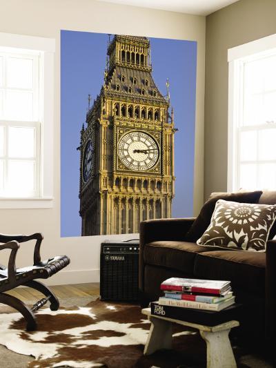 Big Ben, Houses of Parliamant, London, England-Jon Arnold-Wall Mural