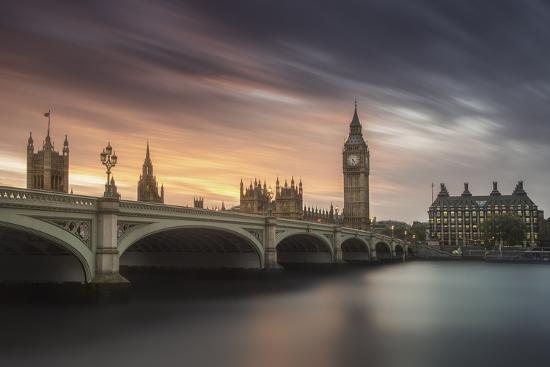 Big Ben, London-Carlos F. Turienzo-Photographic Print