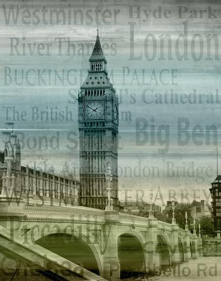 Big Ben-Alan Lambert-Art Print
