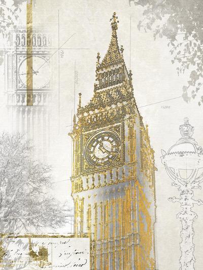 Big Ben-Ben James-Art Print