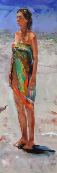 Big Blaze, 2008-Daniel Clarke-Giclee Print