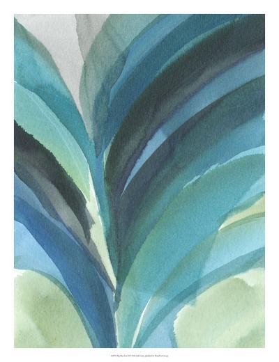 Big Blue Leaf II-Jodi Fuchs-Giclee Print