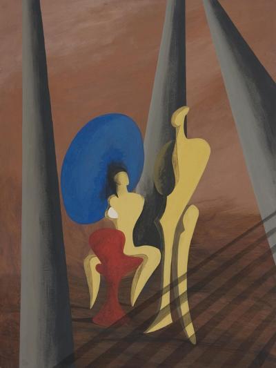 Big Blue-Vaan Manoukian-Art Print