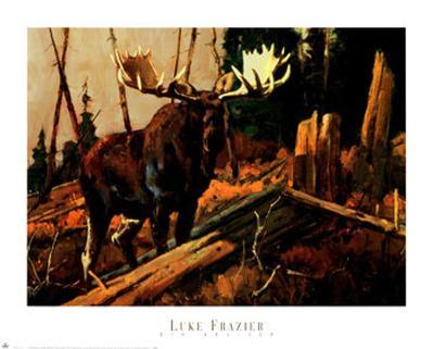 Big Bruiser-Luke Frazier-Art Print