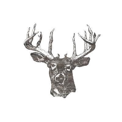 Big Buck-Sheldon Lewis-Art Print