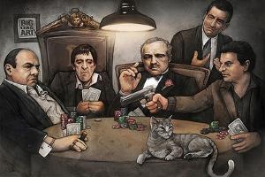 Gangers by Big Chris Art