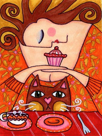 Big Diva Cupcake for One-Wyanne-Giclee Print