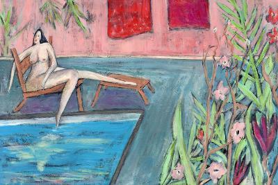 Big Diva Nude - Seeking-Wyanne-Giclee Print