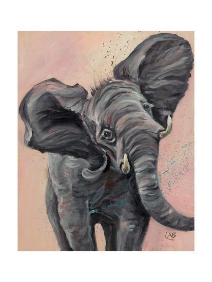 Big Ears-Louise Brown-Art Print