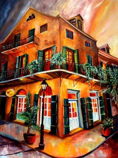 Big Easy Sunset-Diane Millsap-Art Print