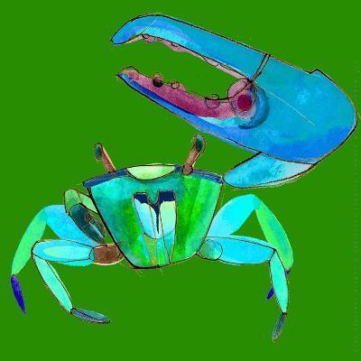 Big Fidler Crab-Robbin Rawlings-Art Print