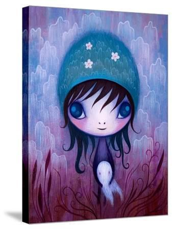 Big Furry Fuzzy Thing-Jeremiah Ketner-Stretched Canvas Print