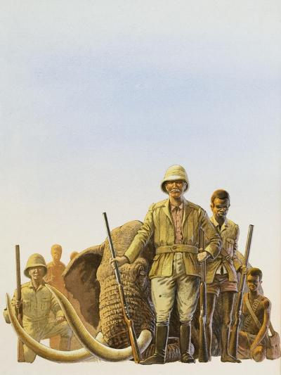Big Game Hunting--Giclee Print