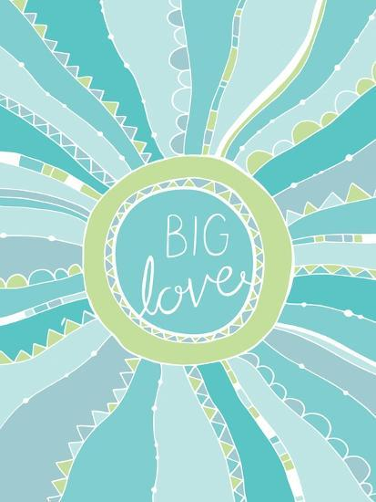 Big Love-Susan Claire-Art Print