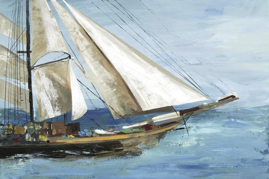 Big Sail-Asia Jensen-Art Print