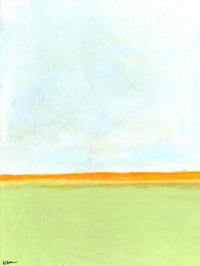 Big Sky 2-Jan Weiss-Art Print