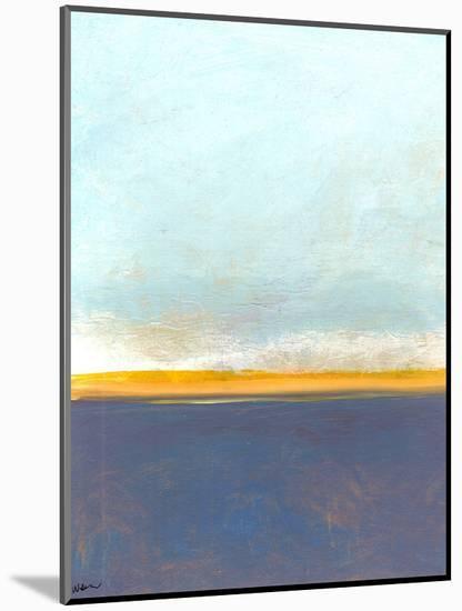 Big Sky 4-Jan Weiss-Mounted Art Print