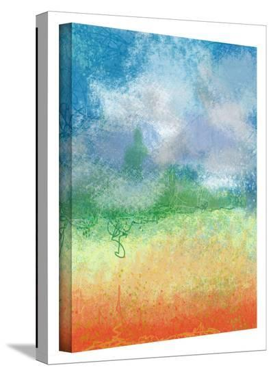 Big Sky Calm Gallery-Wrapped Canvas--Gallery Wrapped Canvas