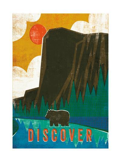 Big Sky IV-Michael Mullan-Art Print