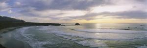 Big Sur at Sunset, California, USA
