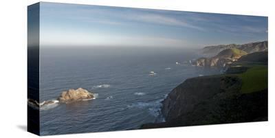 Big Sur California-Michael Polk-Stretched Canvas Print