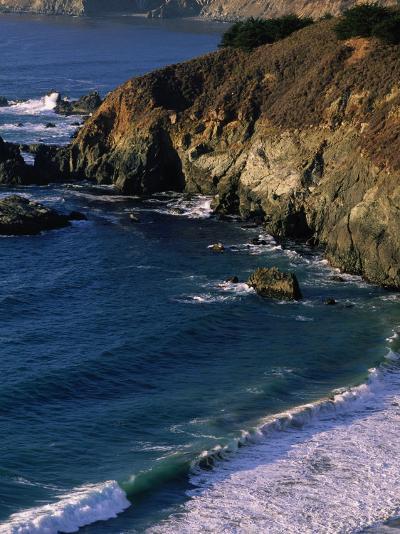 Big Sur, California-Mitch Diamond-Photographic Print
