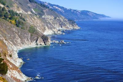 Big Sur Coast, California-robert cicchetti-Photographic Print