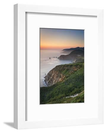 Big Sur II-Alan Majchrowicz-Framed Photographic Print