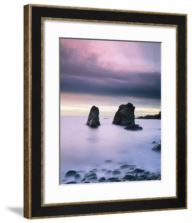 Big Sur III-William Neill-Framed Giclee Print