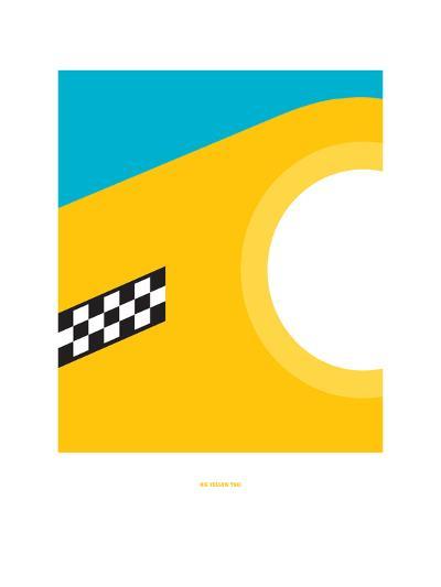 Big Yellow Taxi: Joni Mitchell-Christophe Gowans-Giclee Print